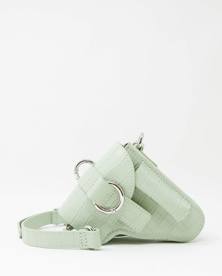 Mini Not A Gun Bag - Mint UNISEX Private Policy
