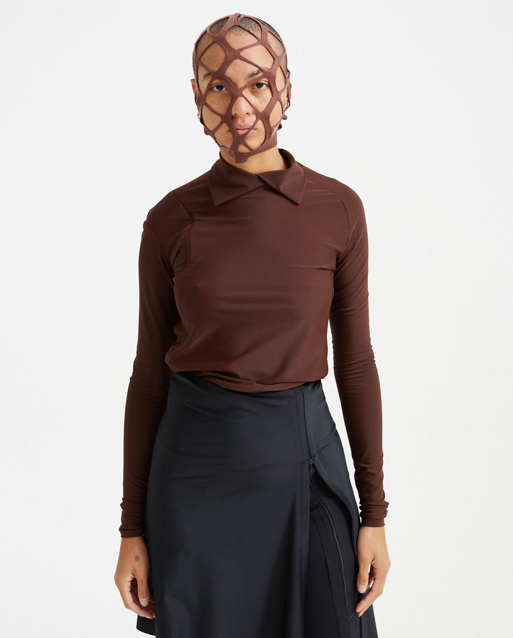 Net Mask - Throat WOMENS RICK OWENS