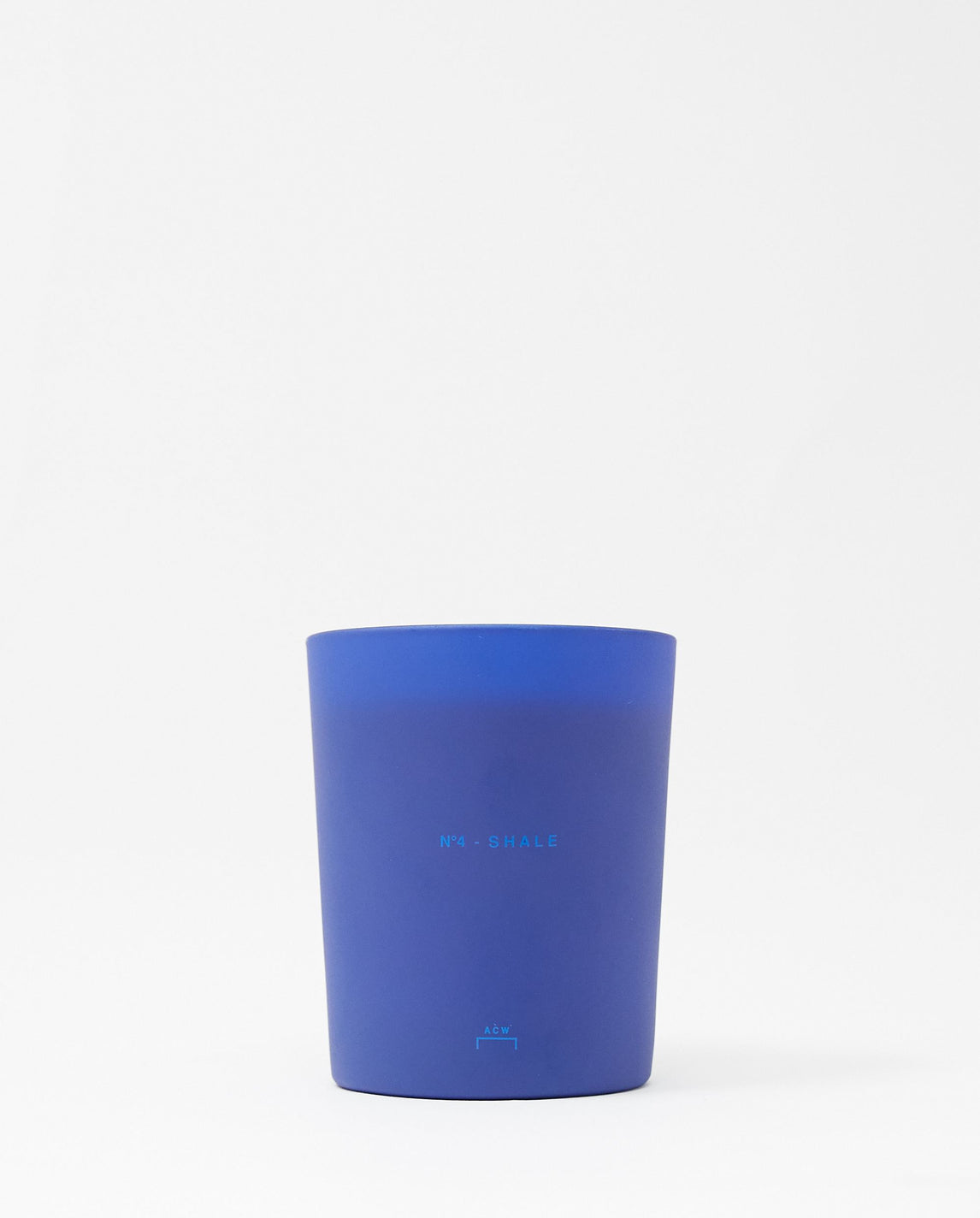 No.4 Shale Candle UNISEX A-COLD-WALL*