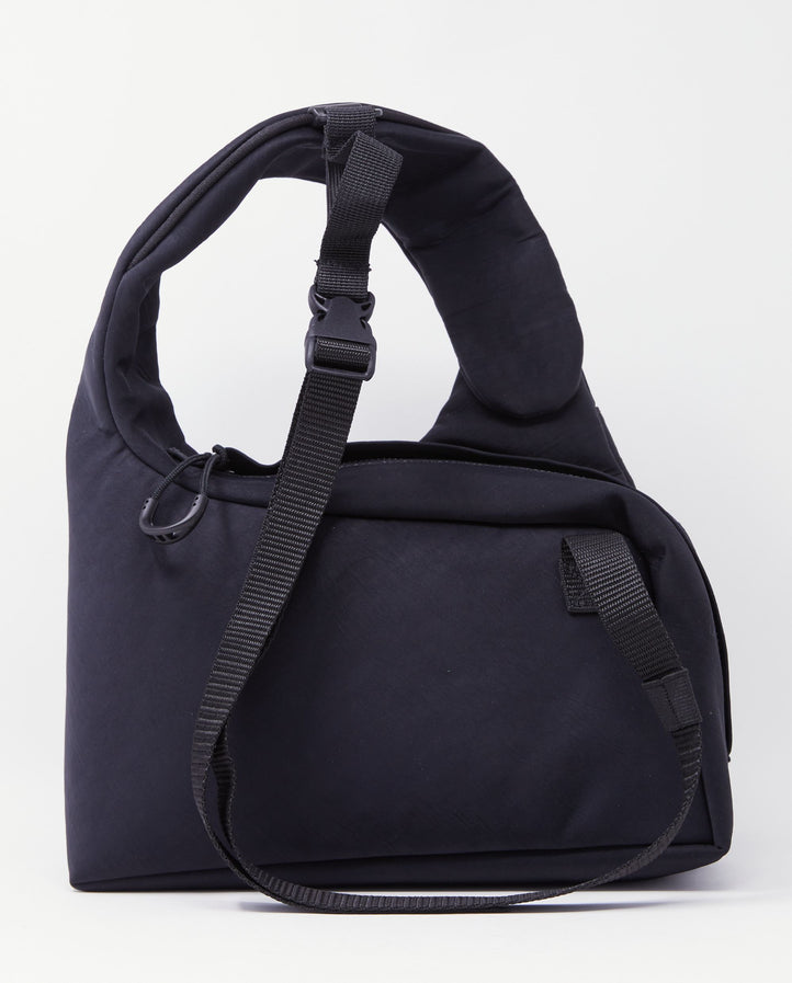 Nylon Shoulder Bag - Black WOMENS JOHANNA PARV