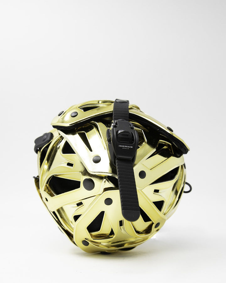 Object I36 Small Ball Bag - Gold UNISEX INNERRAUM