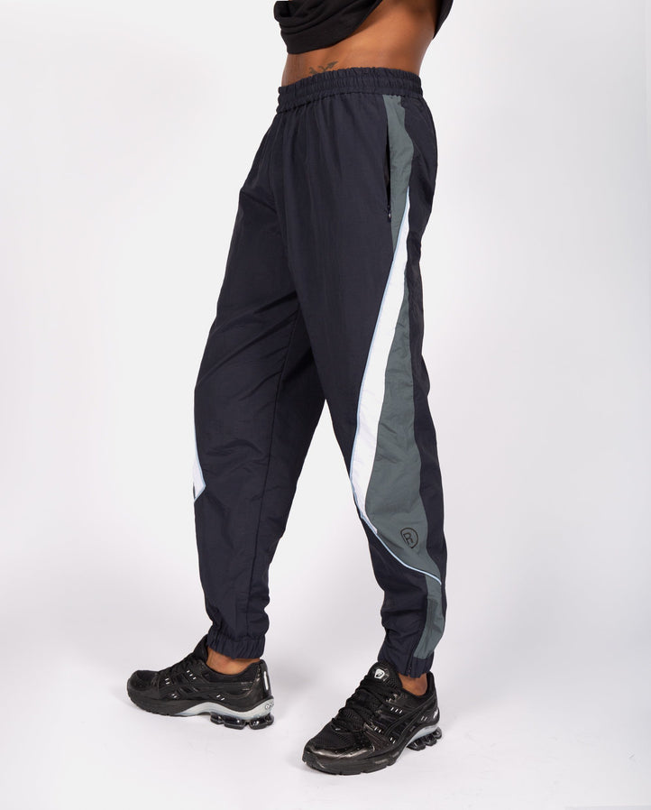 Panelled Track Pant - Navy MENS MARTINE ROSE