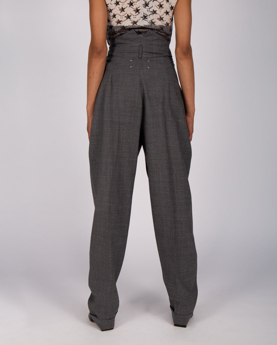 Pants - Grey WOMENS MAISON MARGIELA