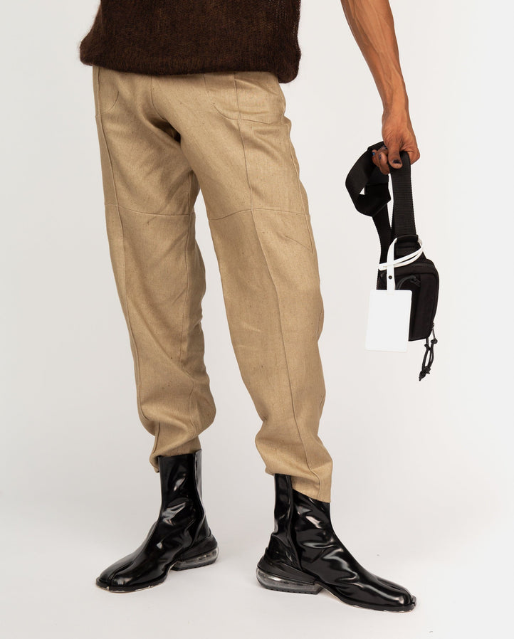 Phantom Trousers - Beige MENS VEJAS