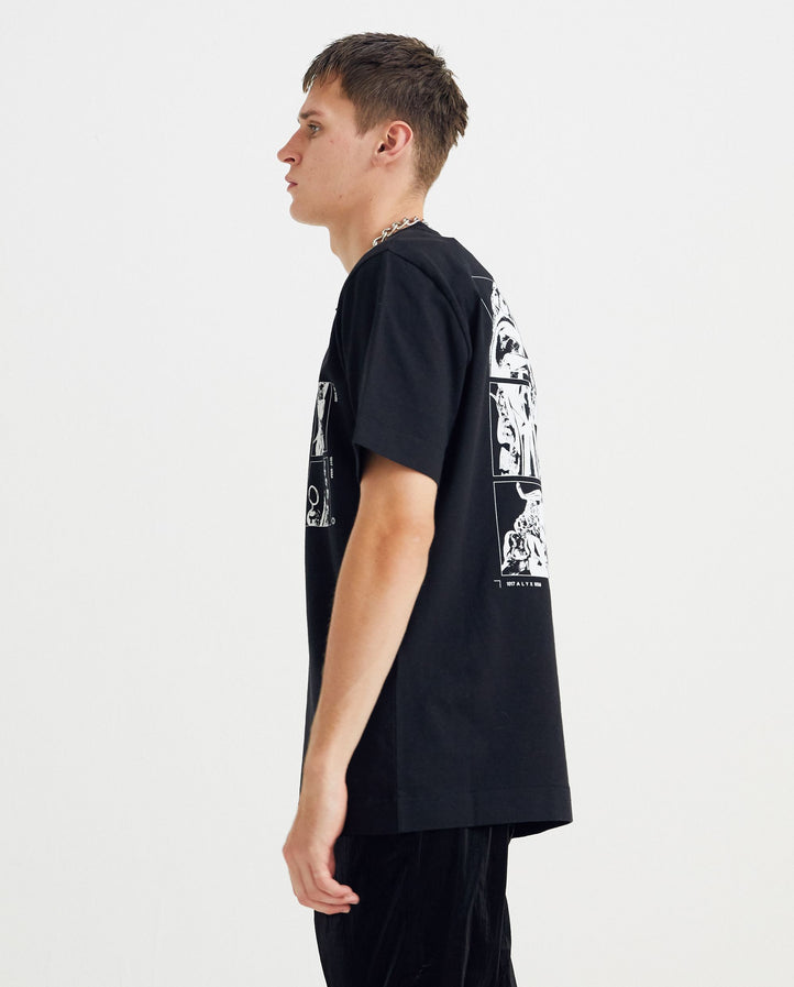 Reality Grid T-Shirt - Black MENS 1017 ALYX 9SM