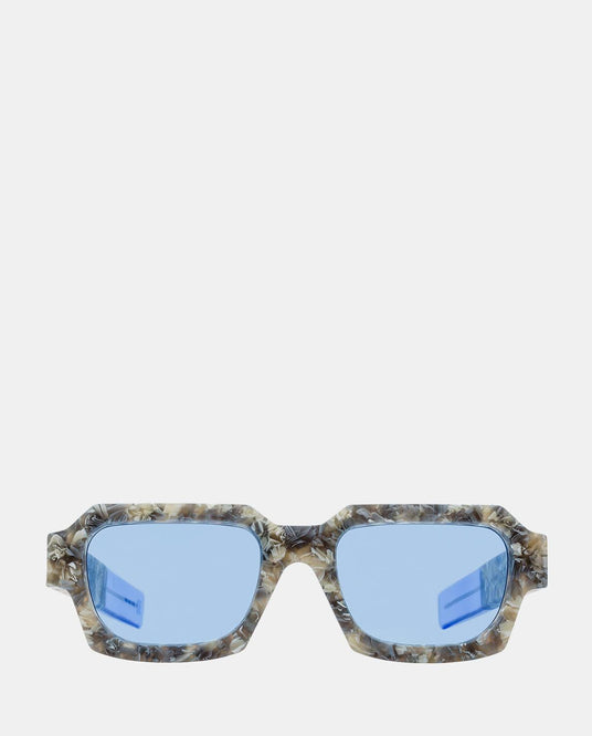 Retrosuperfuture Caro Pebble - Grey / Blue UNISEX A-COLD-WALL*