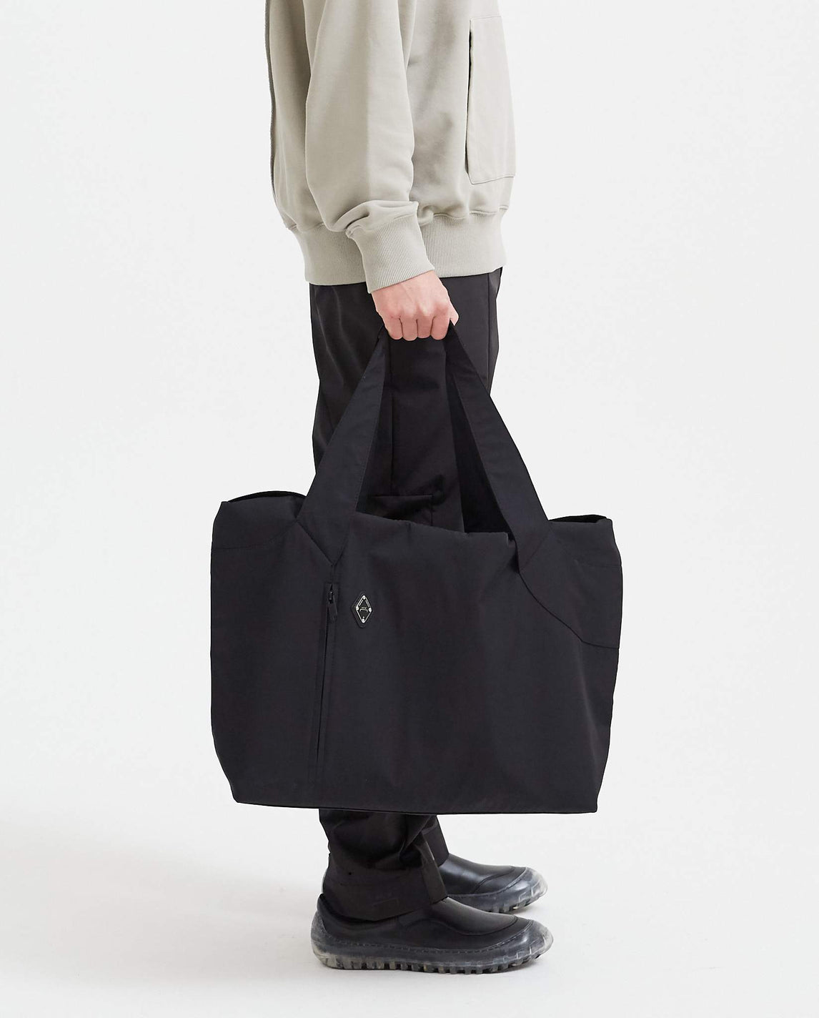 Rhombus Tote Bag - Black MENS A-COLD-WALL