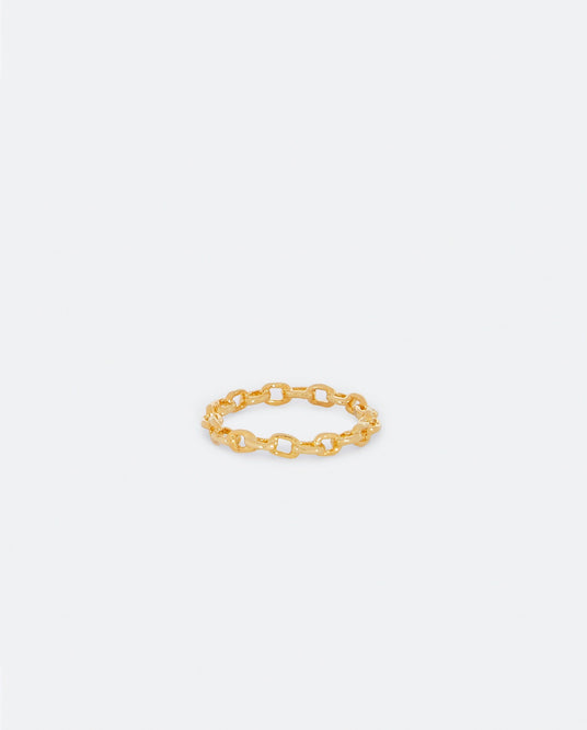 Row Ring - Gold UNISEX PATCHARAVIPA