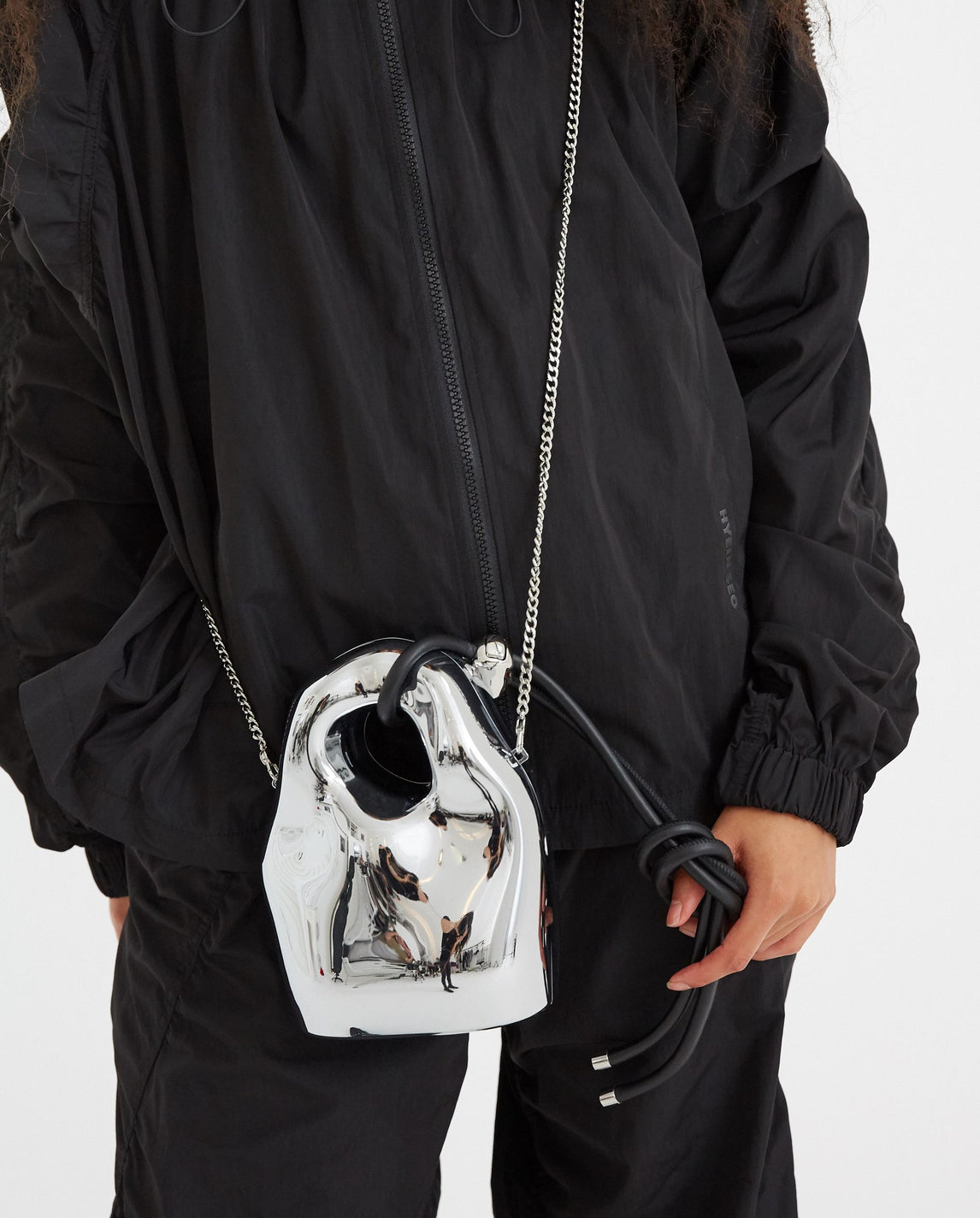 Ruby's Lost Stone Bag - Chrome UNISEX PUBLISHED BY
