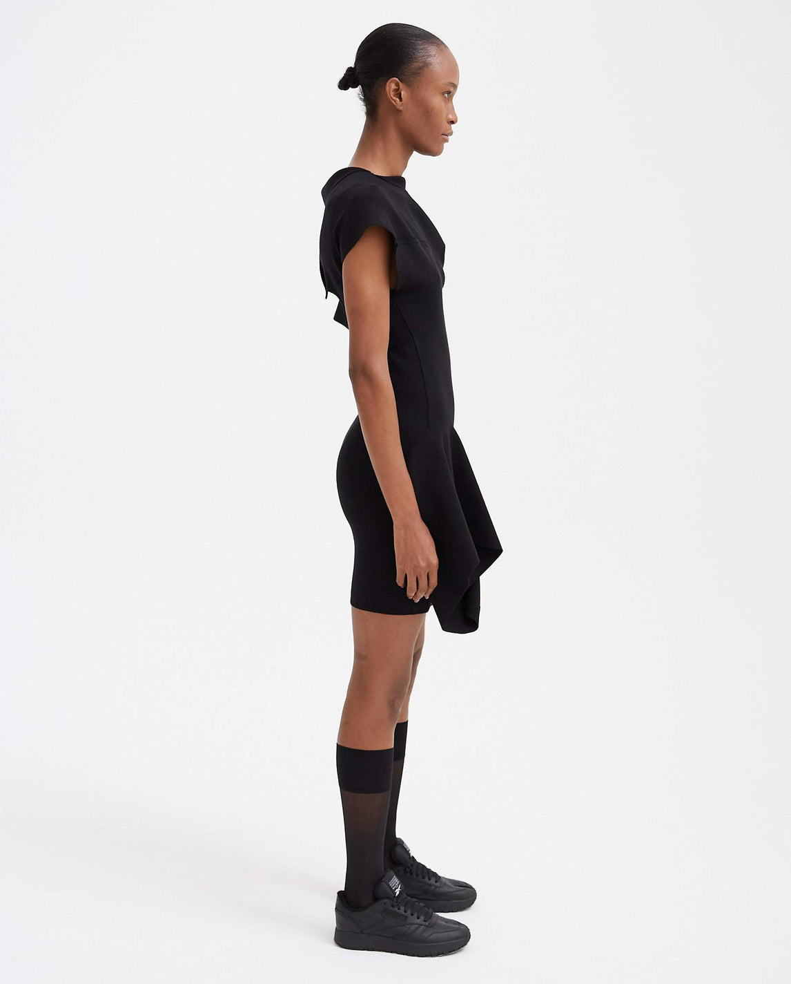 Sandra Minidress - Black WOMENS RICK OWENS