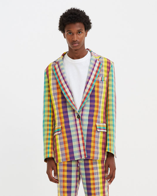 Shine Blazer - Multi MENS KENNETH IZE