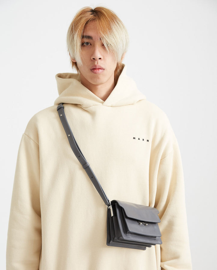 Shopping Bag - Grey MENS MARNI