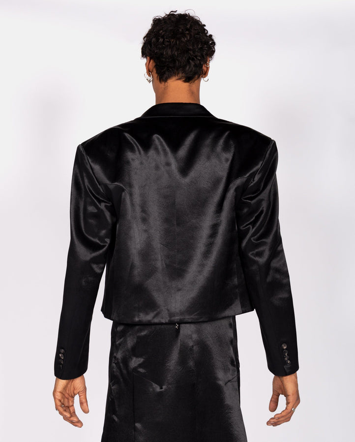 Sir Jacket - Black UNISEX SAMUEL GUI YANG