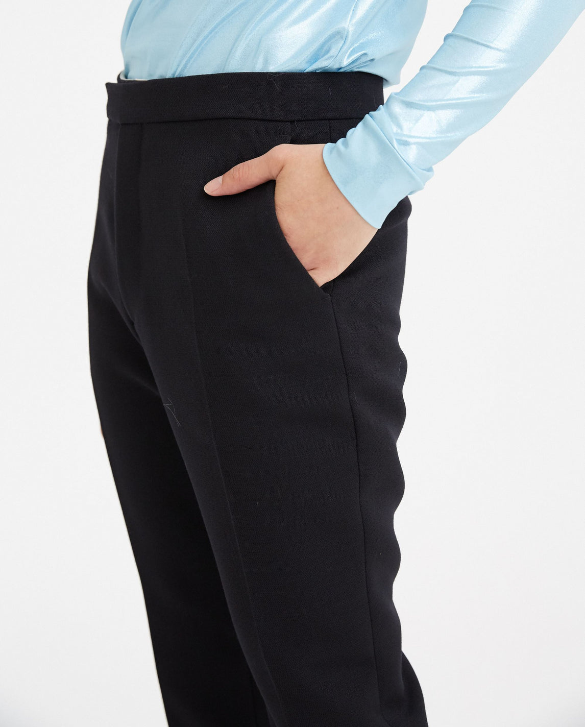 Slim Fit Pants - Dark Navy MENS RAF SIMONS