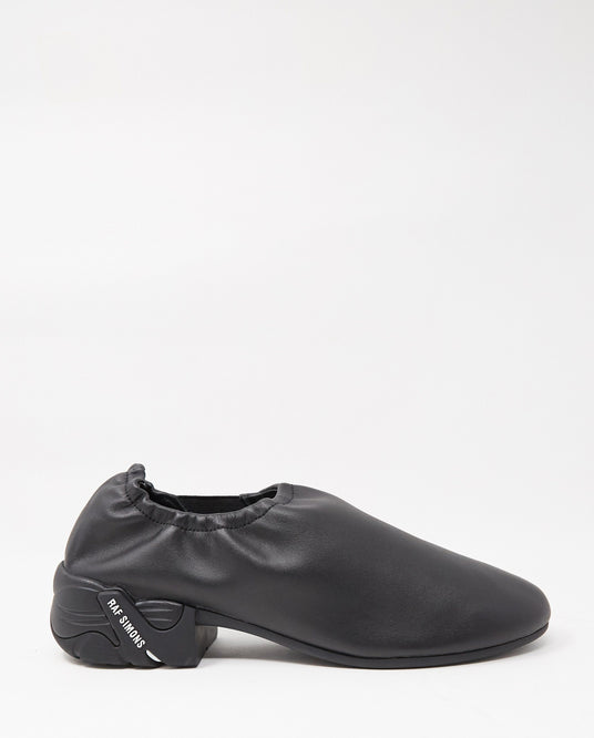 Solaris-1 Low - Black MENS RAF SIMONS