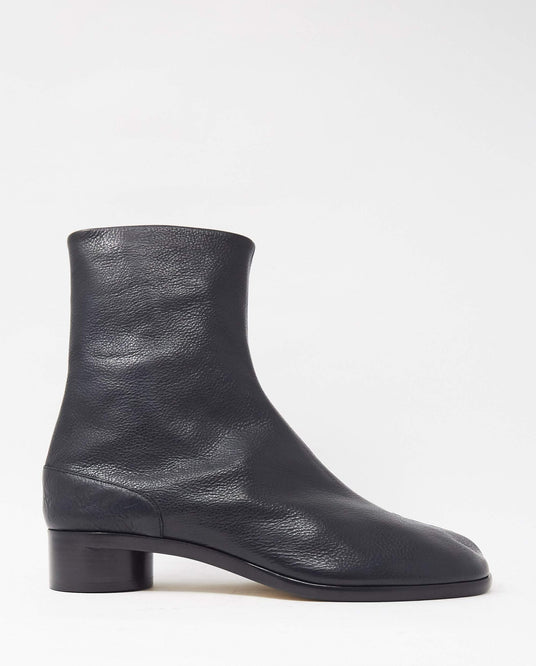 Tabi Ankle Boot - Black MENS MAISON MARGIELA