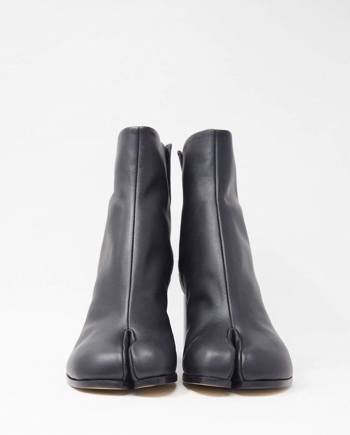 Tabi Ankle Boot - Black WOMENS MAISON MARGIELA