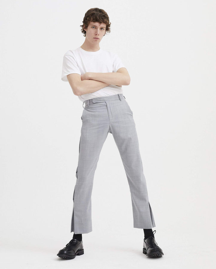 Trousers - Grey MENS CORNERSTONE