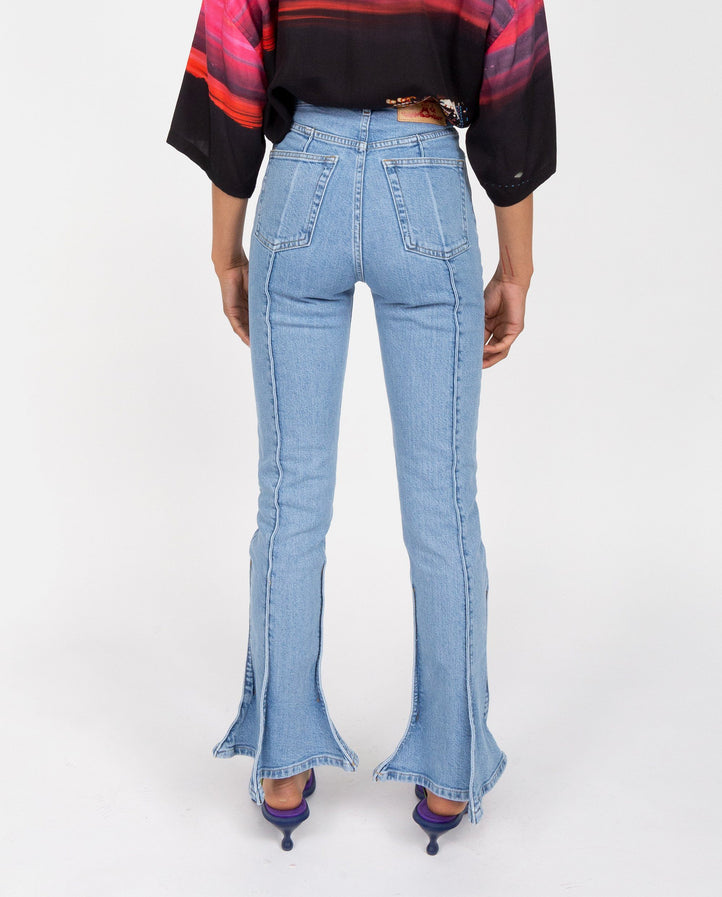 Trumpet Jeans - Ice Blue WOMENS Y / PROJECT
