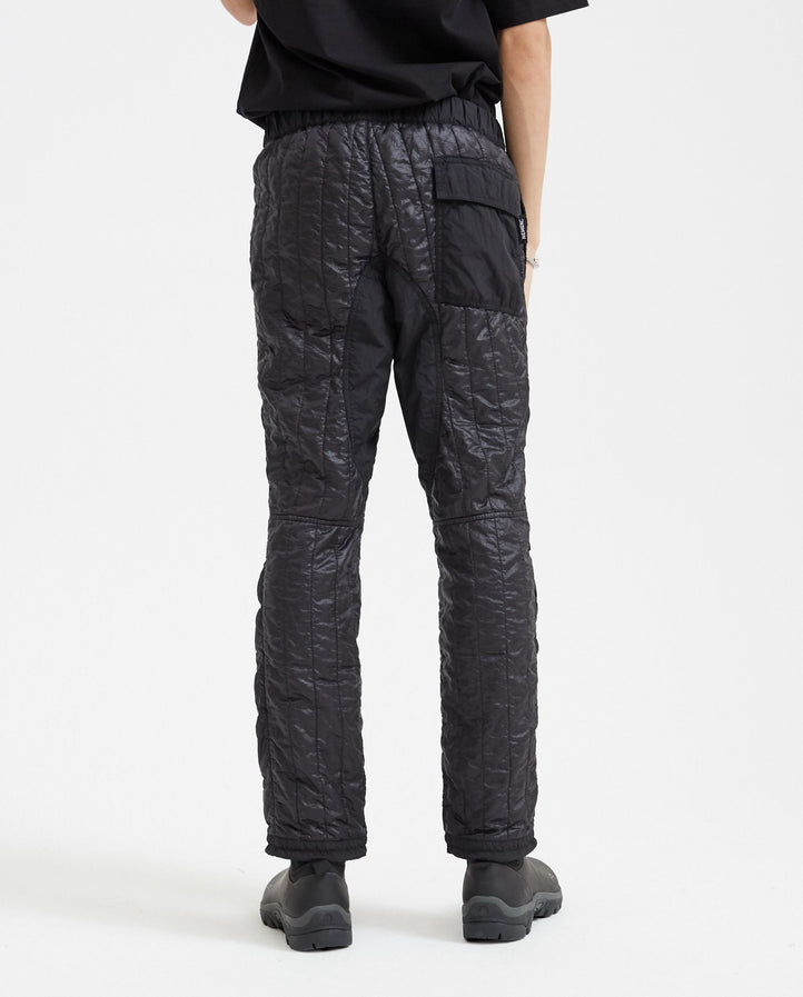 Wake Quilted Pant - Ink Black MENS NEMEN