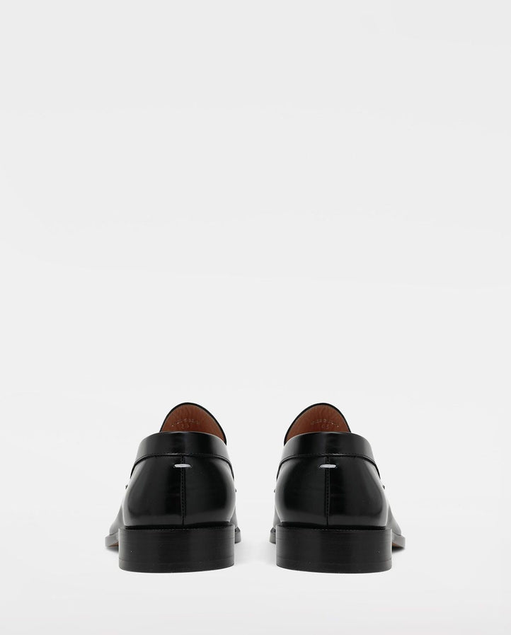 Women's Tabi Loafer - Black WOMENS MAISON MARGIELA