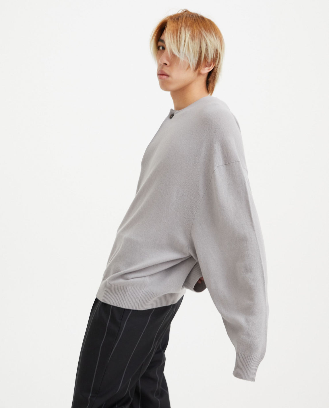 Wool Knit Sweater - Satellite MENS FEAR OF GOD X ZEGNA