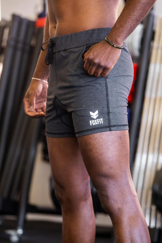 Limitless Shorts - Charcoal