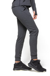 Slim fit Joggers - Charcoal
