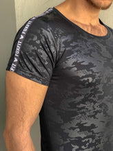 Load image into Gallery viewer, Performance Tee - Black Camo