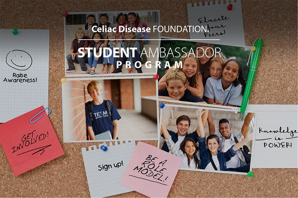 Become a Celiac Disease Foundation Student Ambassador