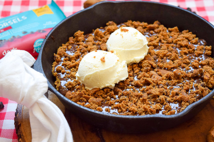 Soft Baked Cookie Skillet
