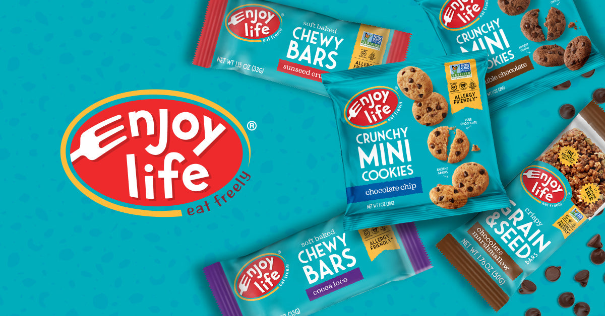 Eat Freely - Enjoy Life Foods® | Allergy Friendly & Gluten-Free‎