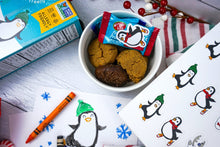 Holiday Snack & Draw Activity Bundle