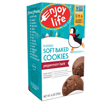 Discounted Holiday Soft Baked Cookies | Peppermint Bark | Best By February 25, 2020