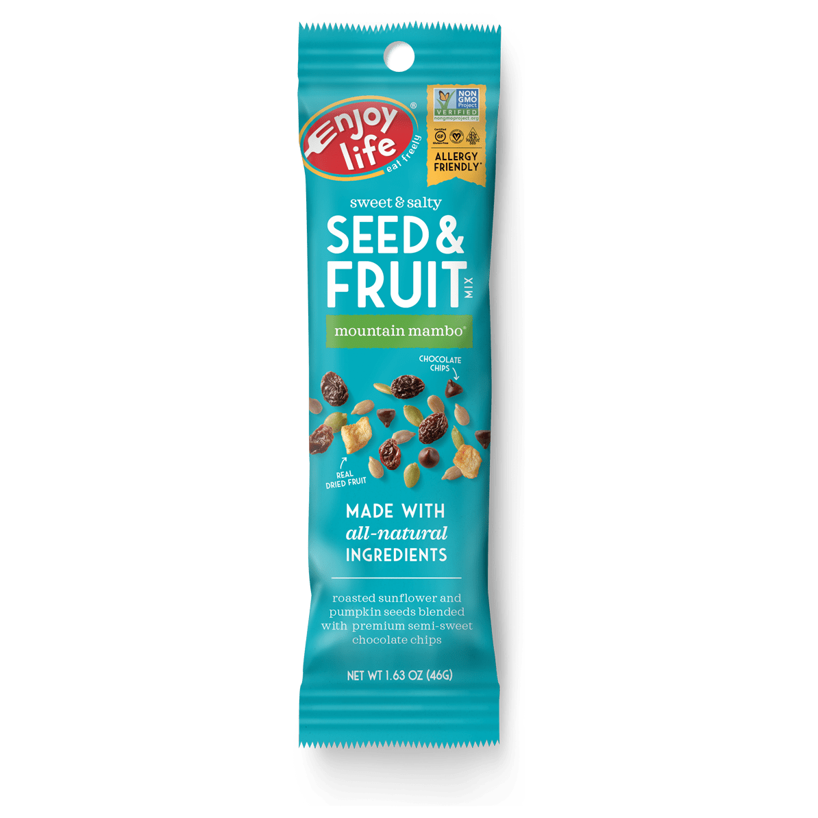 Grab & Go Seed & Fruit Mix | Mountain Mambo®