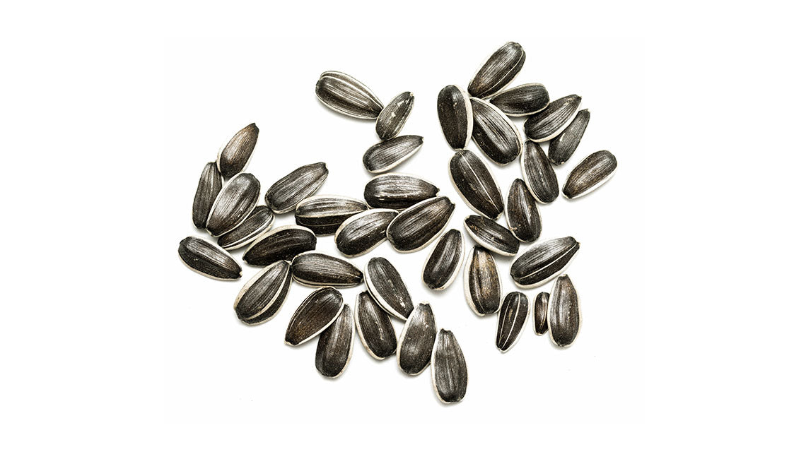 Roasted and Salted Sunflower Seeds