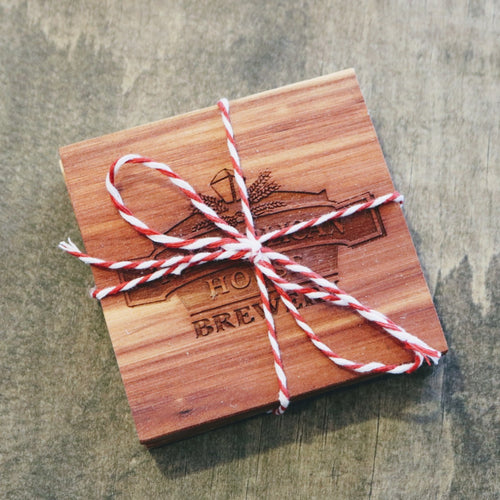 Wooden Coasters (Set of 2)