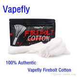 Vapefly - Fire Bolt Pre Loaded Organic Lace Cotton