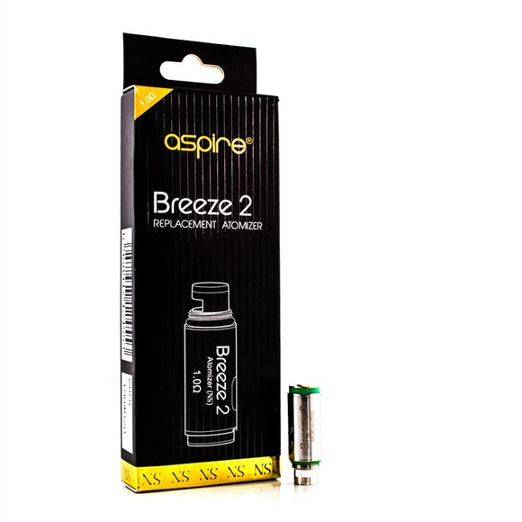 Aspire Breeze 2 Coils 1.0 Ohms