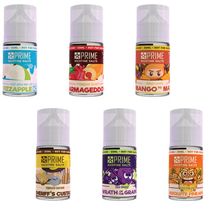 Prime Nic Salts - Absolute Pineapple 25MG 30ML