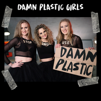 damnplastic zero waste zerowaste plasticfree plastikfrei plastic bag cup toothbrush girls nachhaltig sustainable healthy lifestyle howto how to plastik free living