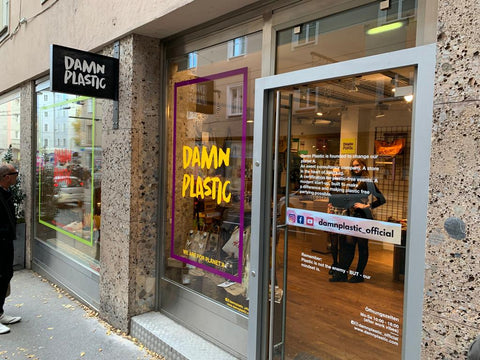 Zero waste zerowaste salzburg austria plastikfrei palstik plastic plasticfree sustainable sustainability nachhaltig leben healthy store shop attraction must have must see