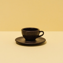 Load image into Gallery viewer, CUP - COFFEE #UPCYCLED COFFEE GRAINS - Damn Plastic