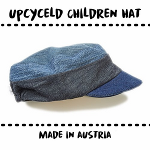 CAP FOR KIDS - UPCYCLED