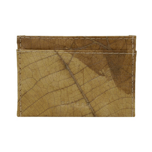 WALLET - MINI - MADE OF LEAFS