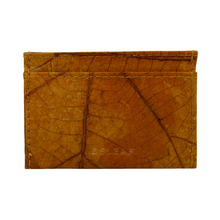 Load image into Gallery viewer, WALLET - MINI - MADE OF LEAFS