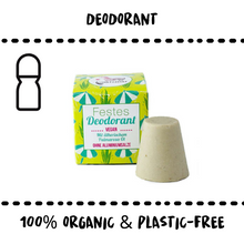 Load image into Gallery viewer, DEODORANT - SOLID - Damn Plastic