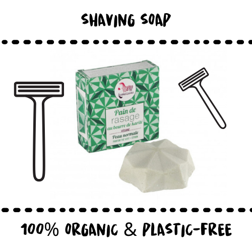 SHAVING SOAP - Damn Plastic