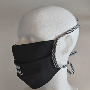 #1 MASK - 100% ORGANIC COTTON - Damn Plastic