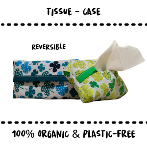 TISSUE SLEEVE #REUSE - Damn Plastic